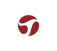 ウエブサービスのスタイリッシュなロゴデザイン TRI-X ?php echo join('デザイン/',$termnames); ?>デザイン
