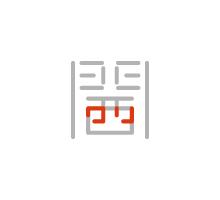 漢字で象徴したFACEBOOKグループのロゴマーク?php echo join('デザイン/',$termnames); ?>デザイン