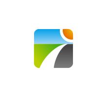 道路工事会社のロゴマークデザイン?php echo join('デザイン/',$termnames); ?>デザイン